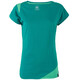 La Sportiva Chimney Shortsleeve Shirt Women green/turquoise